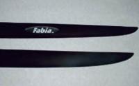 boční lišty FABIA