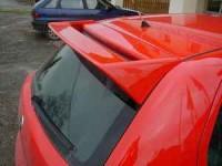 Zadní kšilt  Škoda Fabia