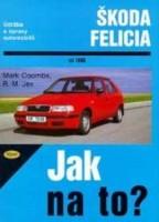 Kniha ŠKODA FELICIA od 1995