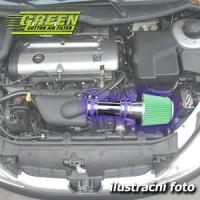 Air Intake System Green Speed'r Diadem ŠKODA FABIA 1,4L i 16V výkon 74kW (100hp) rok výroby 99-