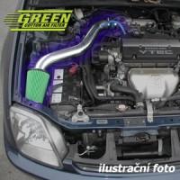 Air Intake System Green Speed'r Standart ŠKODA FABIA 1,4L i 16V výkon 55kW (75hp) rok výroby 99-