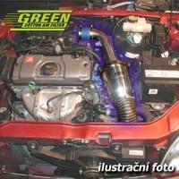 Air Intake System Green Speed'r TWISTER ŠKODA FABIA 1,4L i 16V výkon 74kW (100hp) rok výroby 99-
