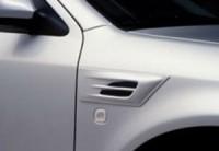 Výdechy malé - černé Škoda Octavia rok výroby 1998-2004