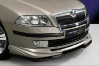 Přední difusor - černý Škoda Octavia II rok výroby 2004-