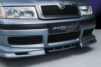 Přední difusor - černý Škoda Octavia rok výroby 2001-2004