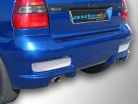 Zadní nárazník (převlek) Škoda Felicia rok výroby 1995-
