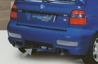 Difusor pod zadní nárazník - černý Škoda Felicia rok výroby 1998-