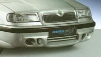 Lišta masky - černá Škoda Felicia rok výroby 1998-