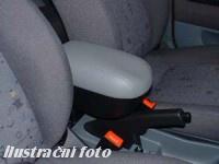 Loketní opěrka Škoda Fabia I -- od roku výroby 2000- (černá barva opěrky)