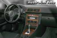 Decor interiéru Skoda Favorit -všechny modely rok výroby 06.89 - 04.95 -6 dílů přístrojova deska/ středová konsola