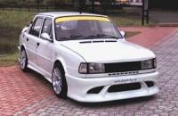 Přední nárazník Škoda 120 DTM